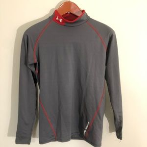 Under Armour ColdGear Fitted Long Sleeve